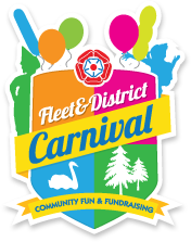 Fleet and District Carnival Logo